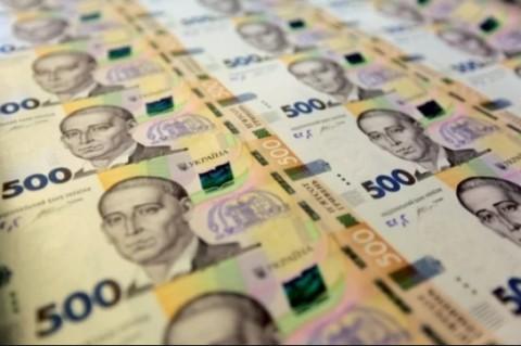 В Украине объем наличных денег за год вырос на 33 млрд гривен
