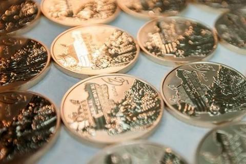 НБУ в прошлом году реализовал памятных монет почти на 140 млн грн