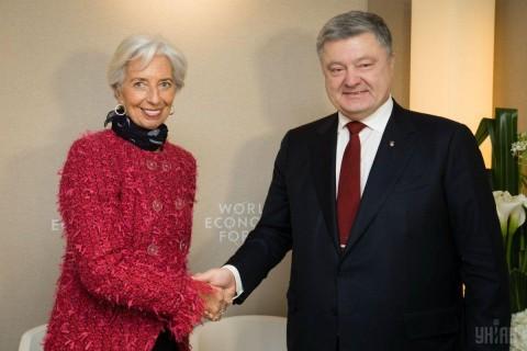 В МВФ призвали Украину ускорить проведение реформ