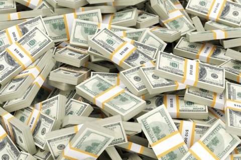 В Украине в пять раз возрос вывод валюты за границу