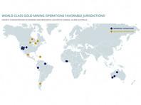 Американская Newmont и канадская Goldcorp сливаются и образуют  крупнейшего золотодобытчика в мире