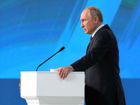 Путин в послании осудил чрезмерное давление на бизнес, но Пескову пришлось пояснять: президент правда недоволен