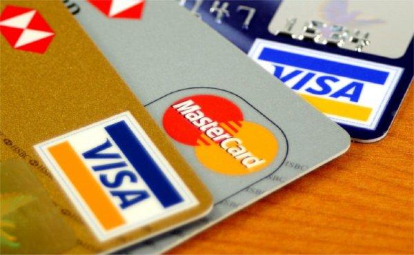 Visa и Mastercard перестали работать с российским банком