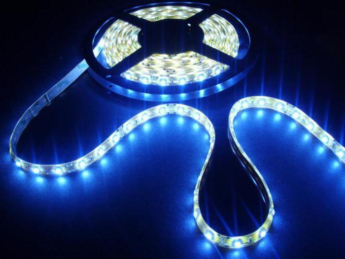 Выбираем светодиодные ленты по характеристикам и типу помещения