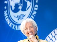 МВФ начал поиск нового директора-распорядителя организации взамен Кристин Лагард