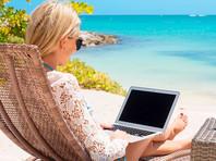Эксперты выяснили, что до 80% российских менеджеров и предпринимателей работают в отпуске