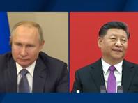 Владимир Путин и Си Цзиньпин запустили поставку газа в Китай по газопроводу