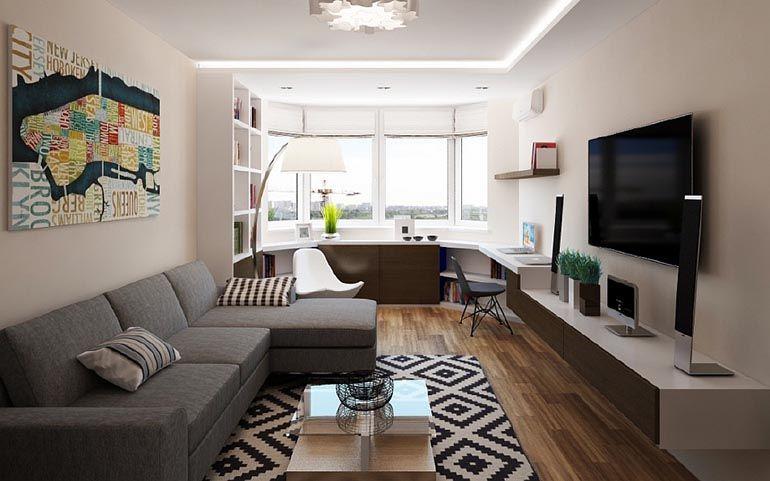 Современные квартиры в строящихся домах  столицы