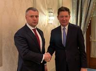 Россия и Украина подписали пакет газовых соглашений спустя сутки после дедлайна