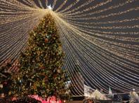 Москва потратит на празднование Нового года более полутора миллиардов рублей