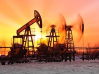 Цена нефти Brent опустилась ниже  за баррель