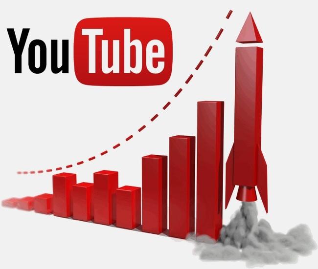 Доверяйте продвижение своего канала на YouTube лучшим