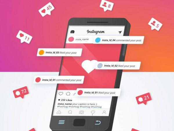 Комментарии в Инстаграм недорого и качественно