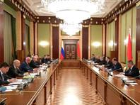 Белоруссия и РФ подписали соглашение об условиях поставки нефти