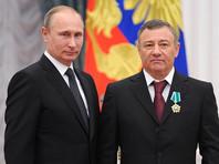 Клан друзей Путина Ротенбергов впервые