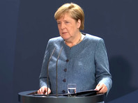 Меркель не исключила введение санкций против