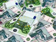 Курс евро превысил 93 рубля впервые с 2016 года, доллар вырос почти до 80