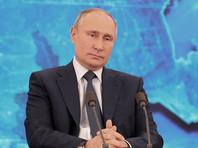 Путин высказал надежду, что Байден даст достроить