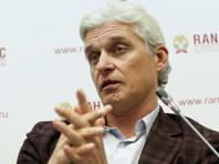 Олег Тиньков объявил о продаже части ценных бумаг TCS Group на 5 млн
