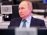 Путин задекларировал почти 10 млн рублей годового дохода
